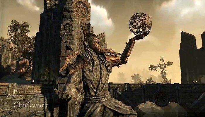 Дополнение Clockwork City добавит в The Elder Scrolls Online новый город