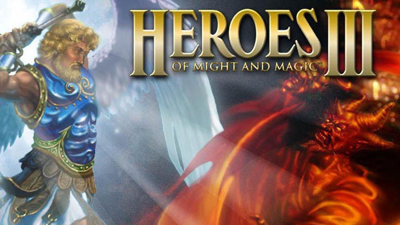 Картинки по запросу Heroes of Might of Magic 3 logo