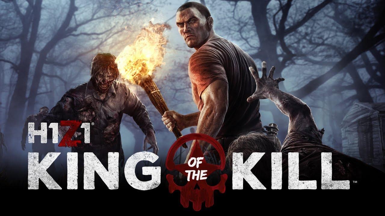 Картинки по запросу H1Z1: King of the Kill