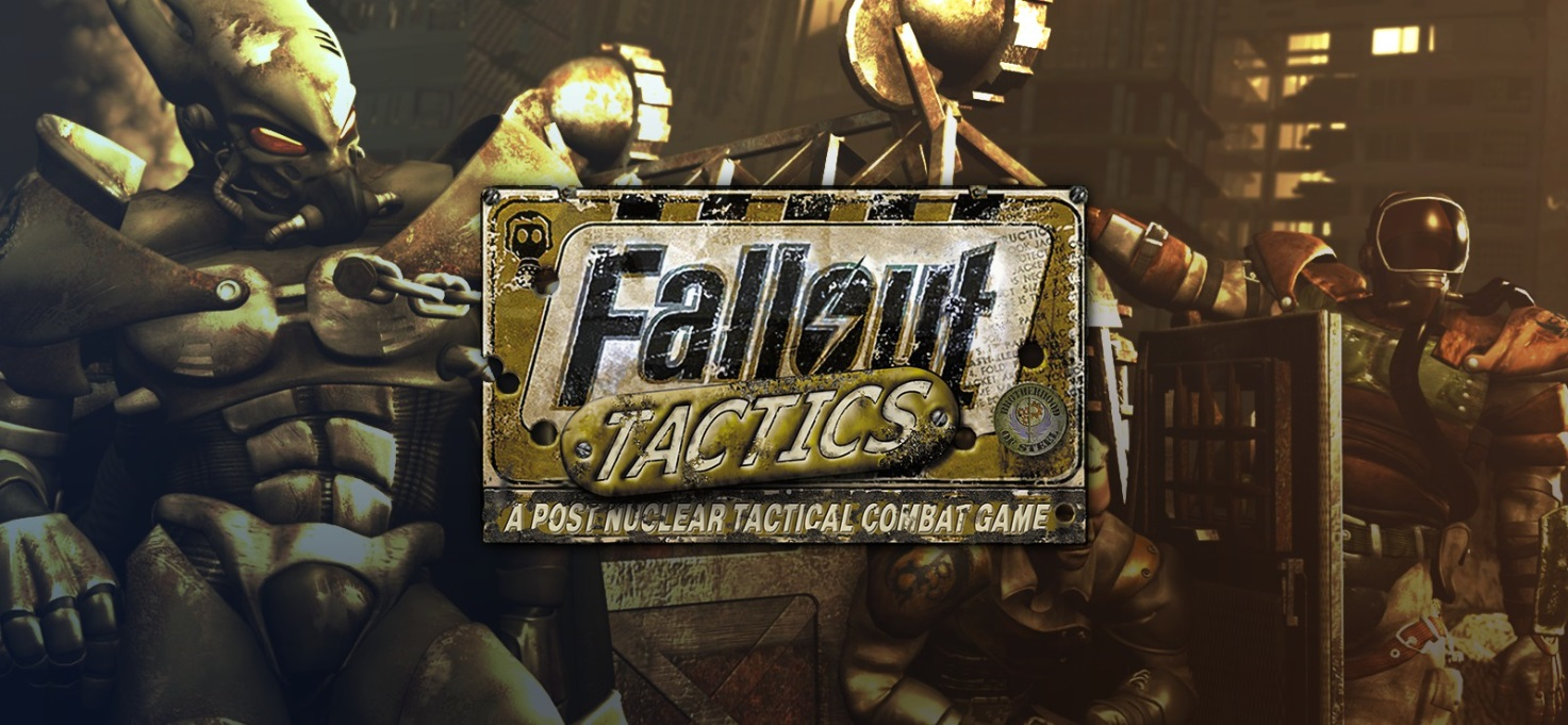 Картинки по запросу Fallout Tactics: Brotherhood of Steel logo