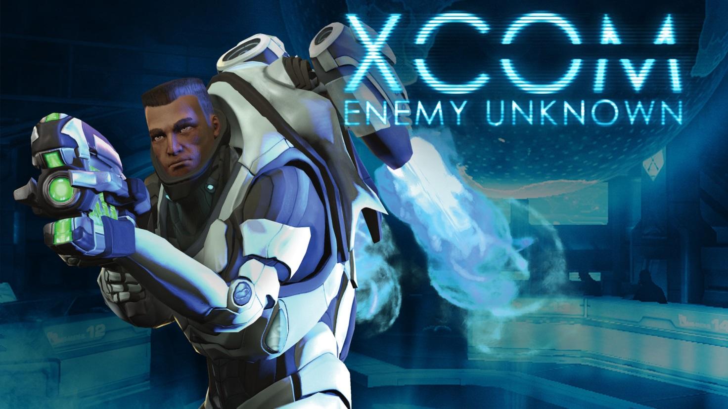 Картинки по запросу XCOM: Enemy Unknown logo