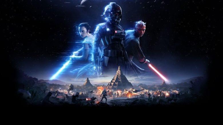 Обновление для Star Wars Battlefront 2 в честь нового фильма «Звездных войн»