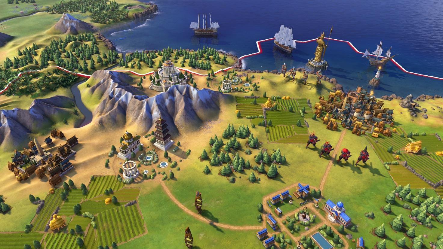 Картинки по запросу Civilization VI