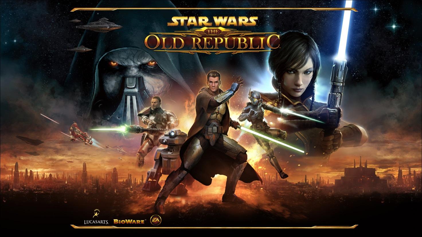 Картинки по запросу Star Wars: The Old Republic