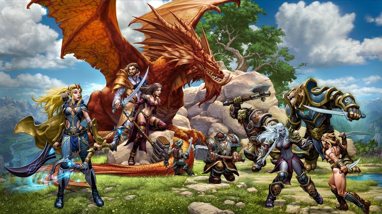 Картинки по запросу Everquest 2