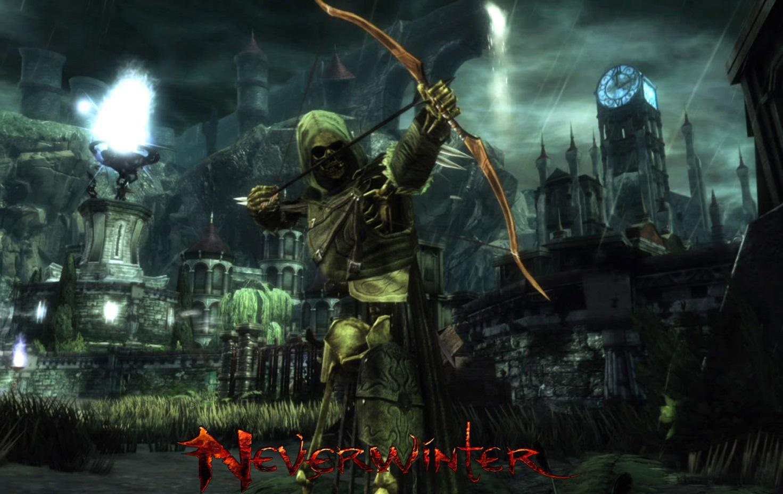 Картинки по запросу Neverwinter logo