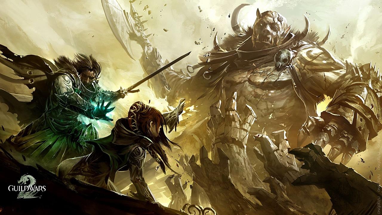 """Картинки по запросу """"Guild Wars 2"""""""
