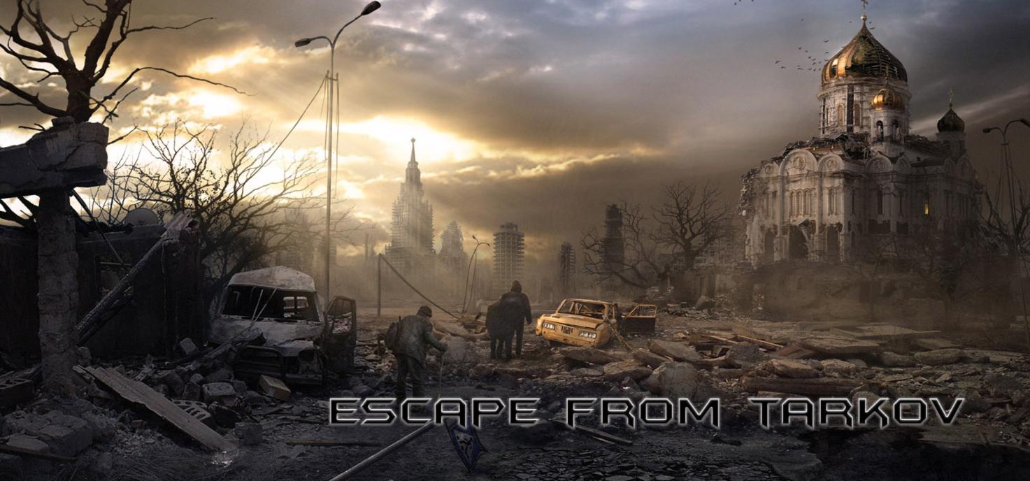 Картинки по запросу Escape from Tarkov