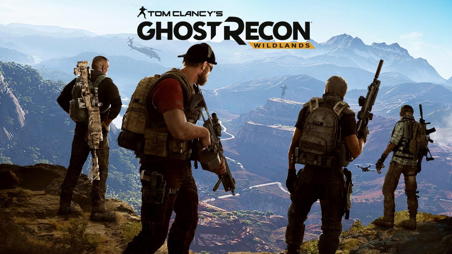 Картинки по запросу Ghost Recon Wildlands