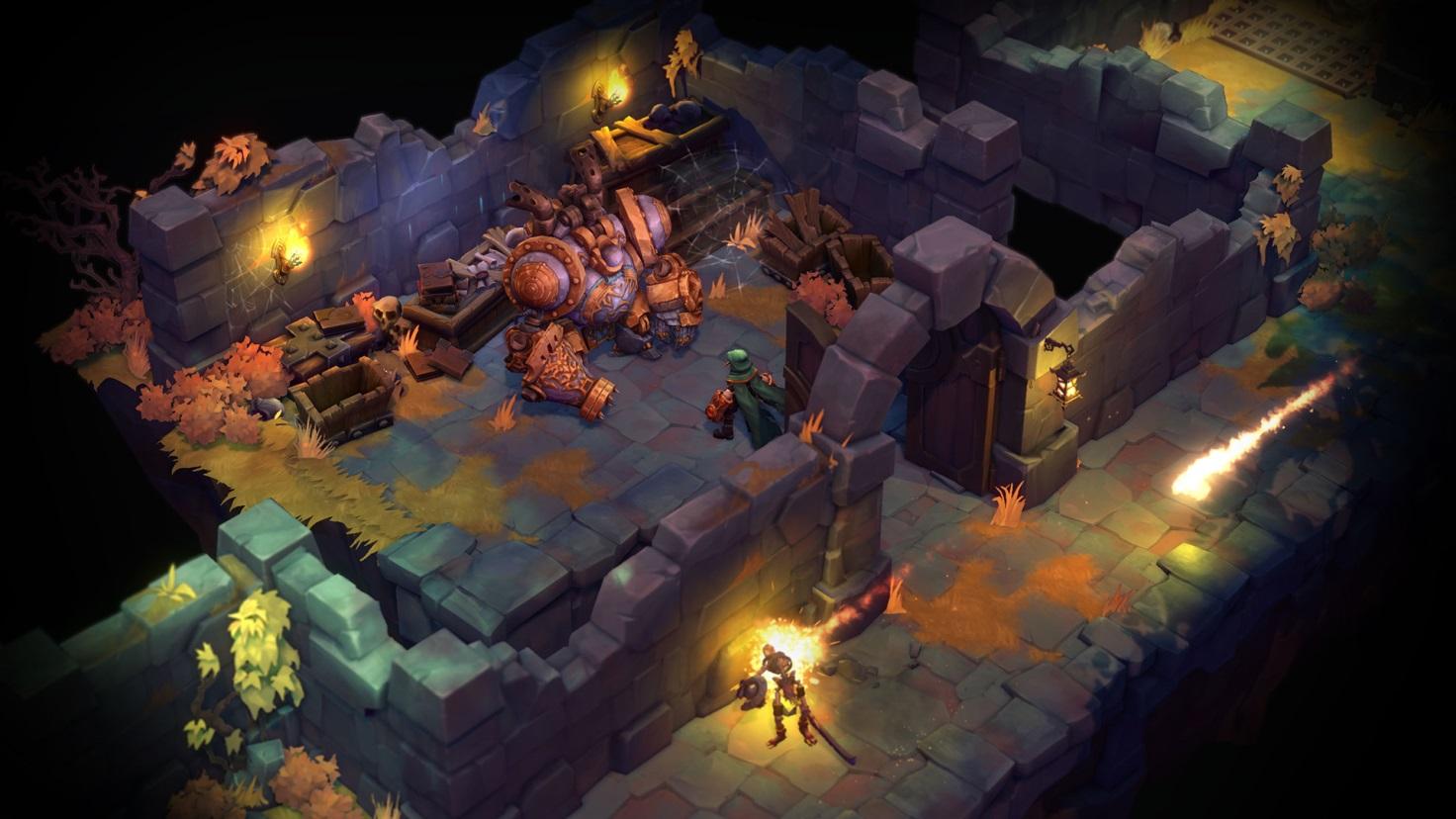 Картинки по запросу Battle Chasers: Nightwar