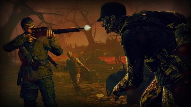 Серия Zombie Army