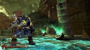 Neverwinter Online Lost City of Omu