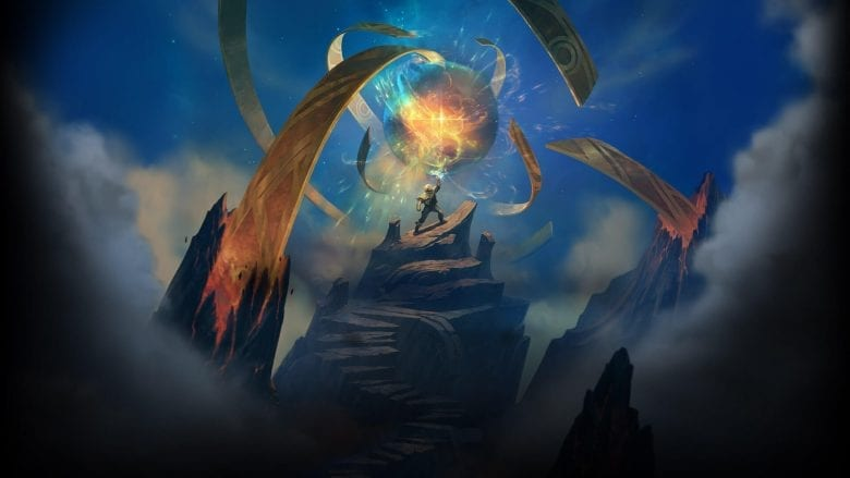 League of Legends Season_2018
