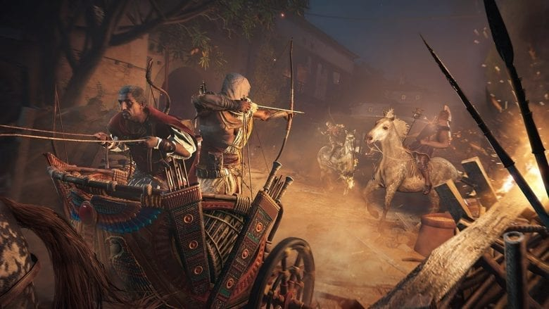 The Hidden Ones Assassin's Creed Origins