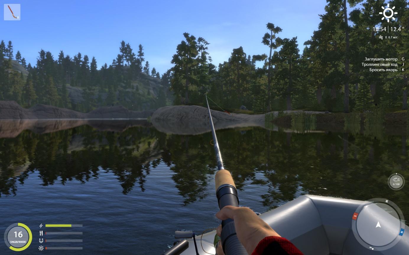 игры про рыбалку на реальные деньги