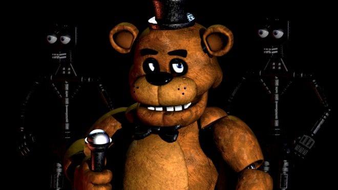 Серия Five Nights at Freddy`s