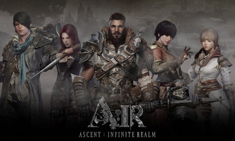 A:IR (Ascent: Infinite Realm)