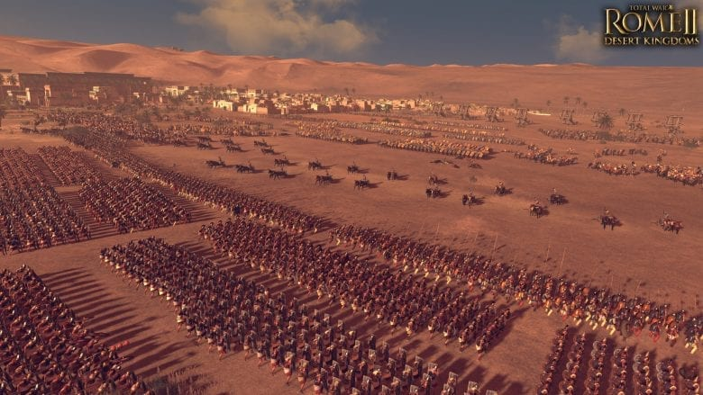 DLC Desert Kingdoms Total War Rome II