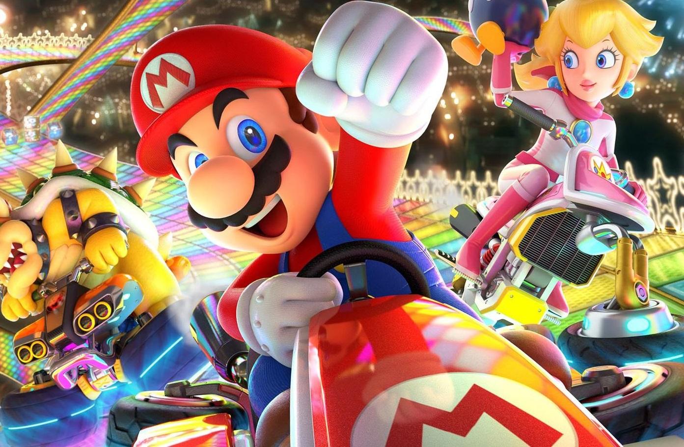 Mario Kart Tour-