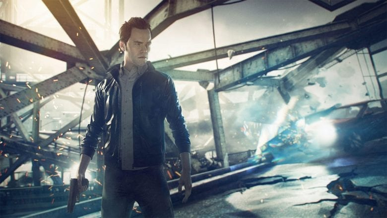 Remedy Alan Wake Quantum Break