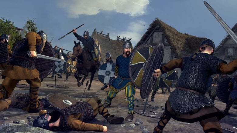 Total War Saga Thrones of Britannia