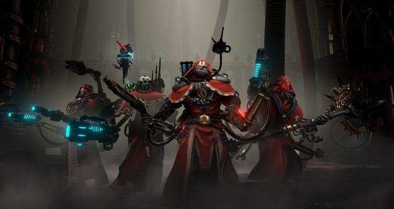 Warhammer 40,000 Mechanicus