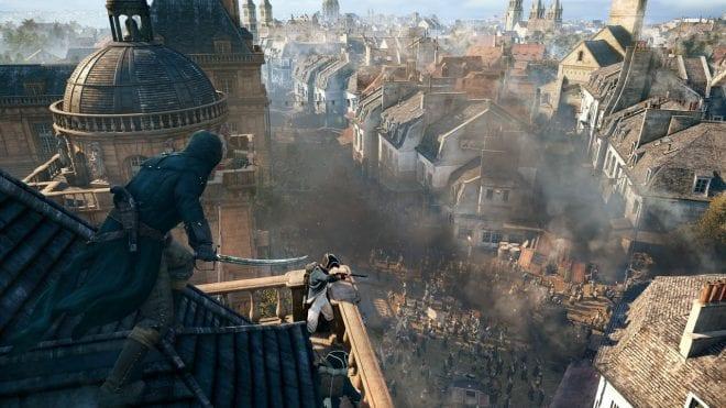 Серия Assassin`s Creed