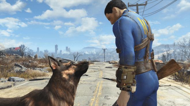 Серия Fallout 3D поколения