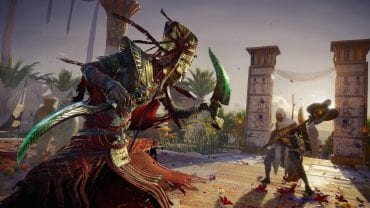 Assassin's Creed Origins Curse of the Pharaohs