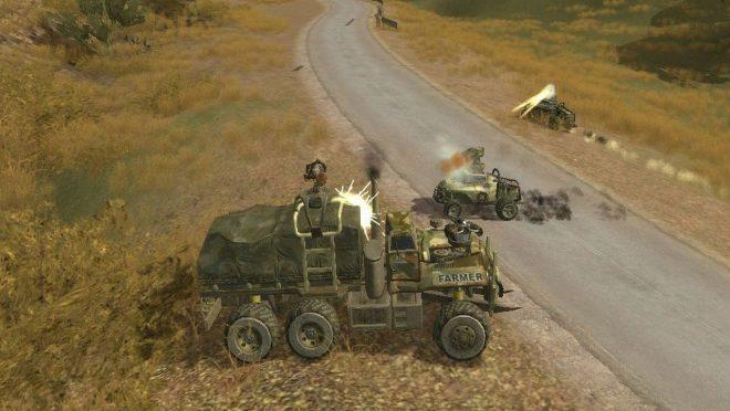 Hard Truck Apocalypse / Ex Machina