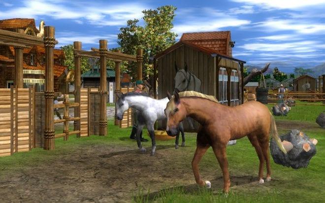 Wildlife Park 2 – Horses