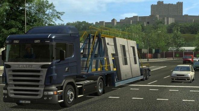 German/UK Truck Simulator