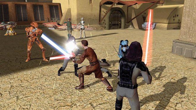 Серия Star Wars: Knights of the Old Republic