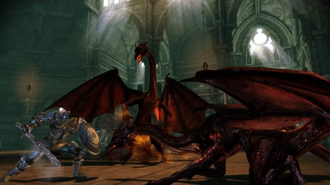 Серия Dragon Age
