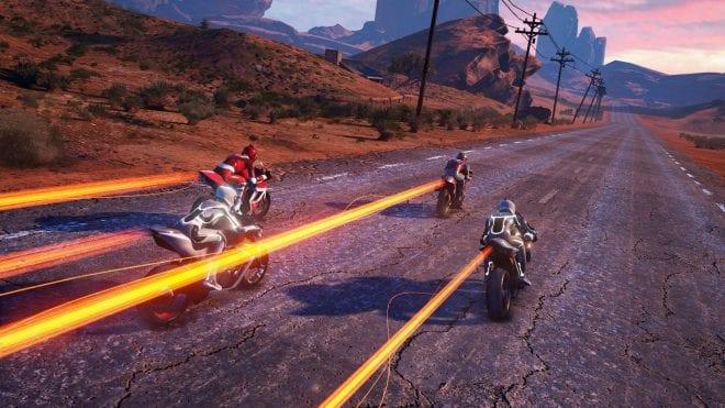 Серия Moto Racer