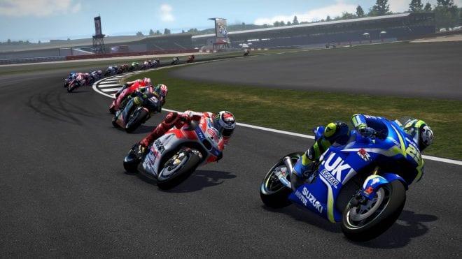 Серия MotoGP