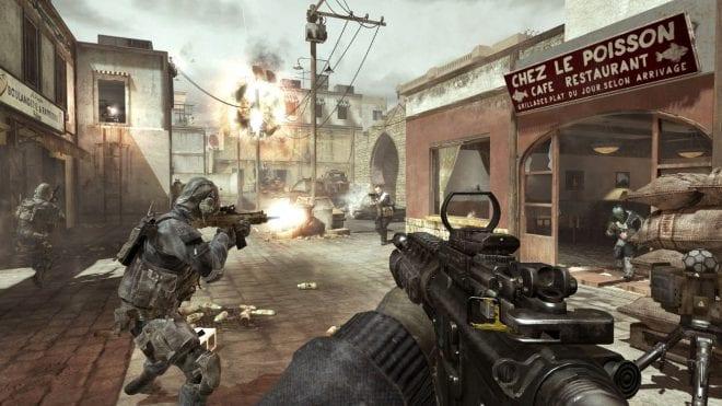 Серия Call of Duty: Modern Warfare
