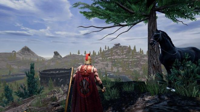 Zeus' Battlegrounds