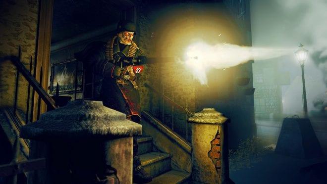Серия Sniper Elite: Nazi Zombie Army