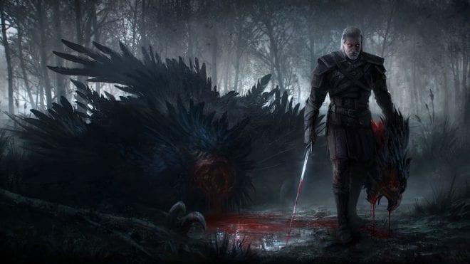 игры серии The Witcher