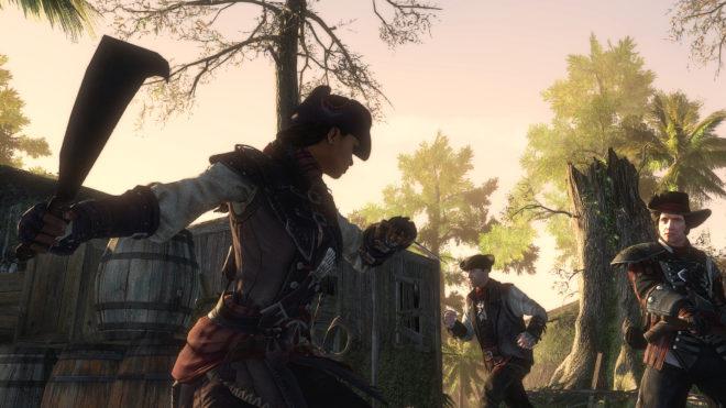 Assassin's Creed Liberation (2012)