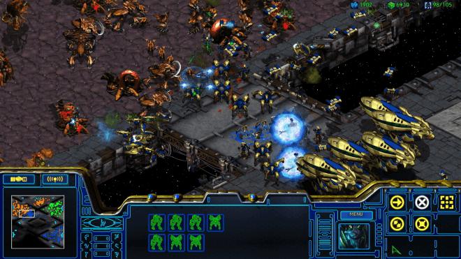 Серия StarCraft