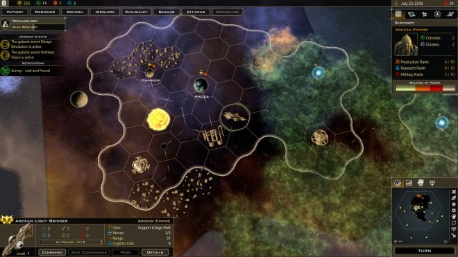 Galactic Civilizations