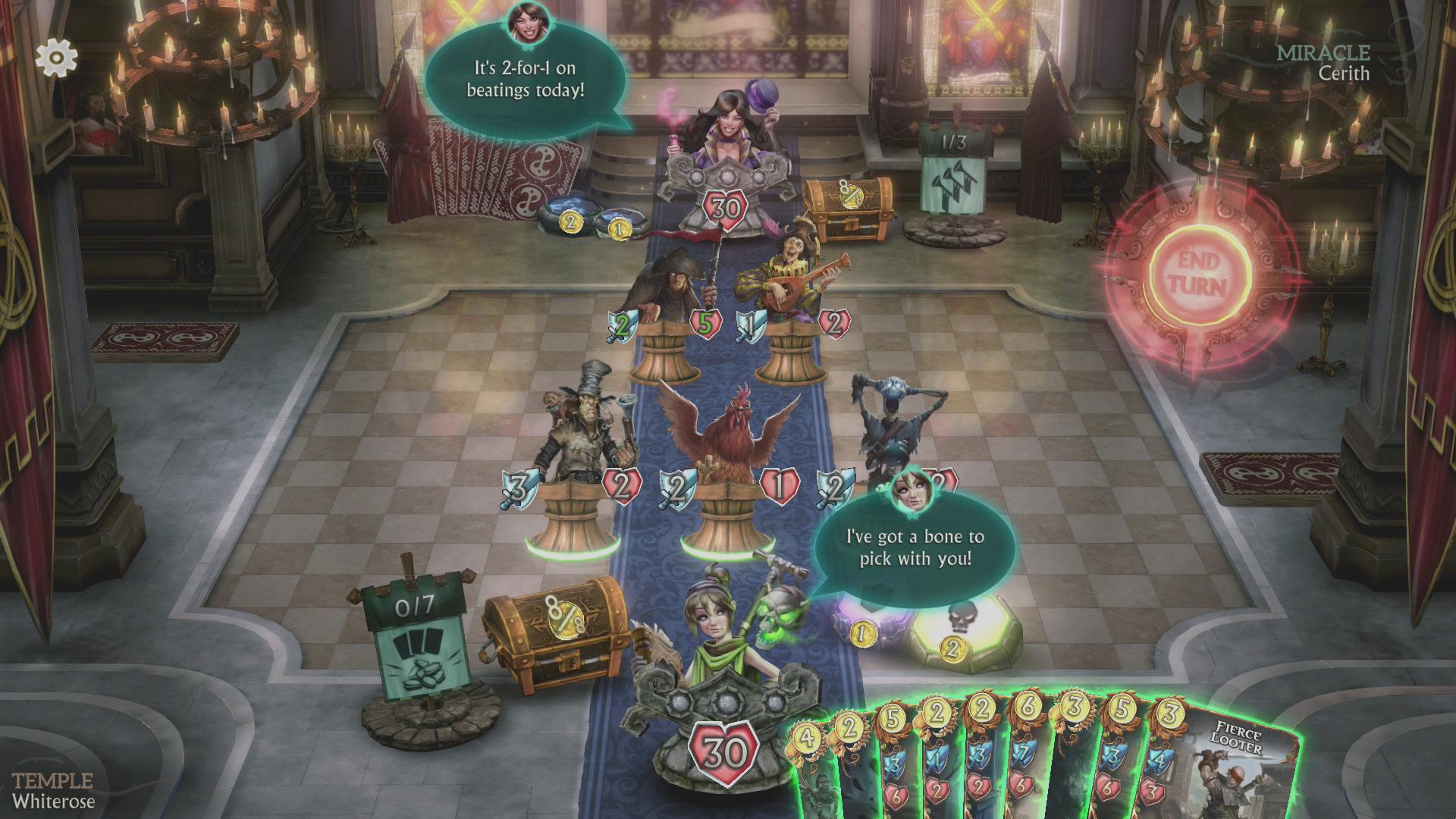 карткова гра hardstone