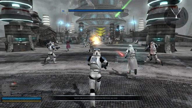 Классическая дилогия Star Wars Battlefront