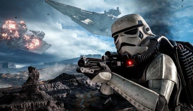 Новая дилогия Star Wars: Battlefront