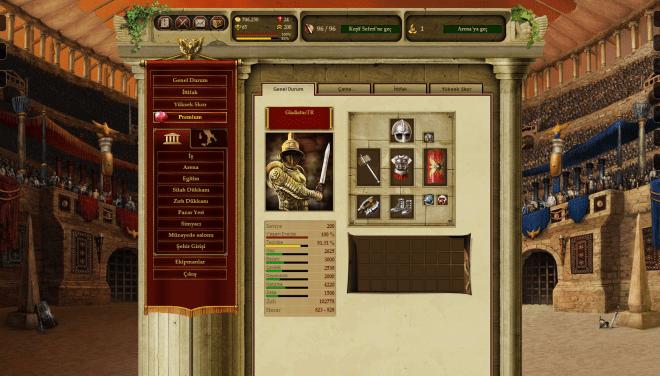 Gladiatus: Hero of Rome