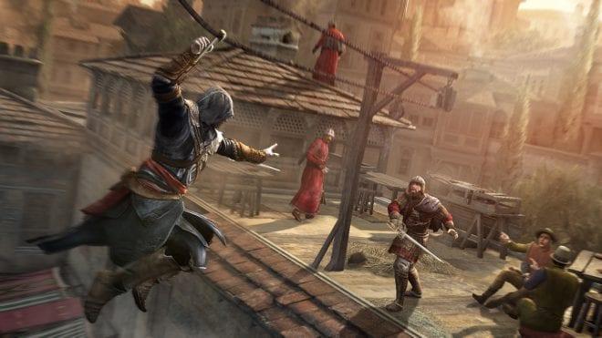Assassin's Creed Revelations (2011)