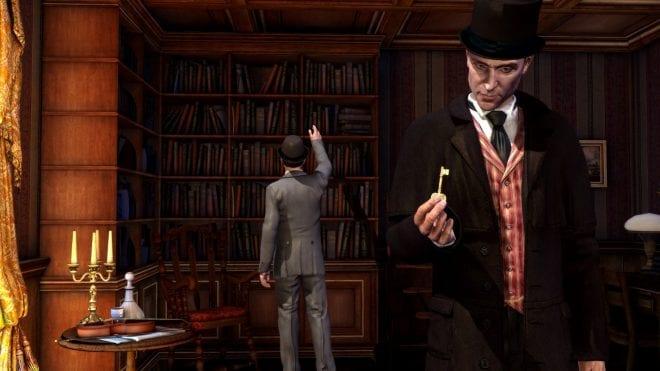 Серия The Adventures of Sherlock Holmes
