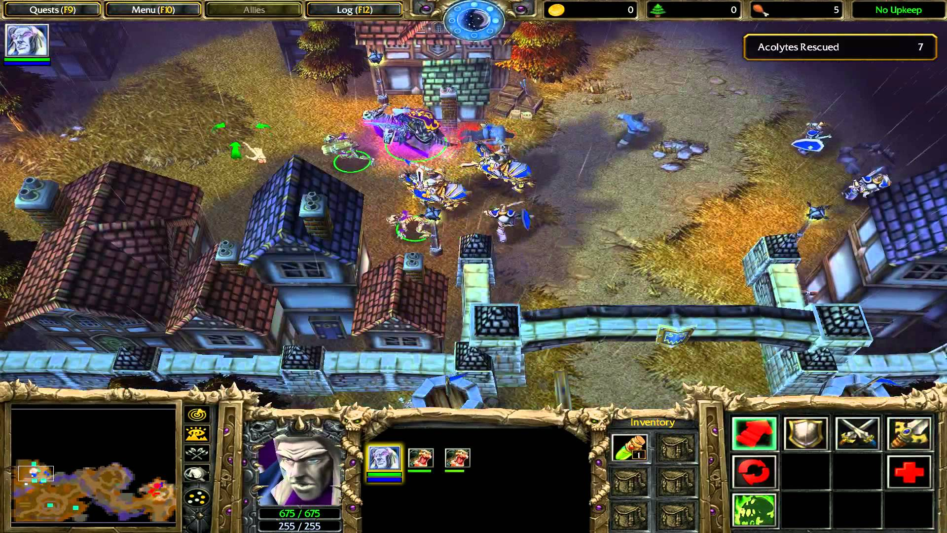 Warcraft 3: reign of chaos free download full version!